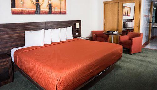 Hotel Benidorm Ciudad de México