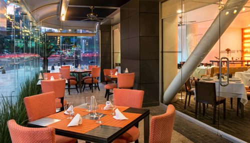 Hotel Meridien México City